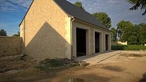 Construction de garage Soissons
