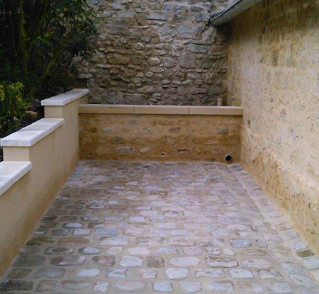 Travaux de maçonnerie de pierre Soissons