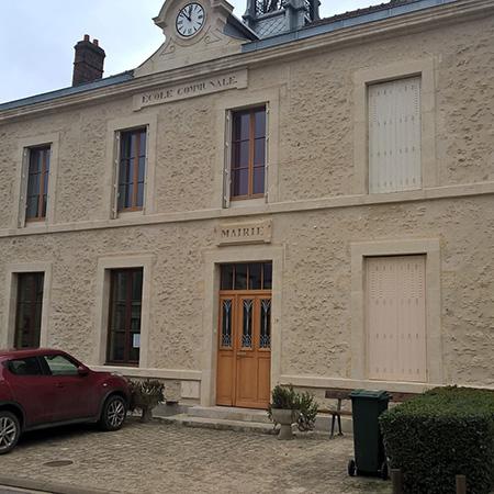 Rejointoiement de façade Soissons