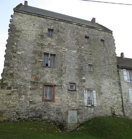 Rénovation de façade en pierre Soissons