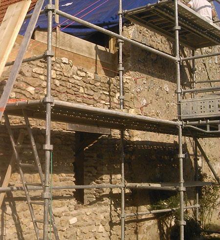 Construction surélévation maison Soissons